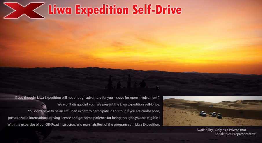 Liwa Expedition Self-Drive
